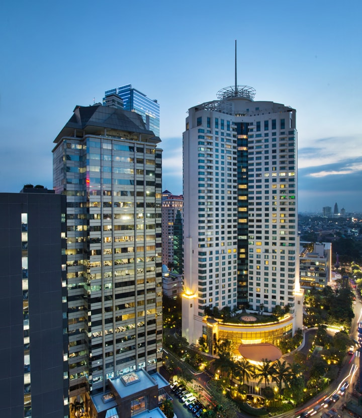 Service Apartment In Sudirman For Rent